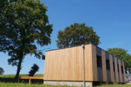 Popup house, Pont-Scorff, Morbihan, Bretagne