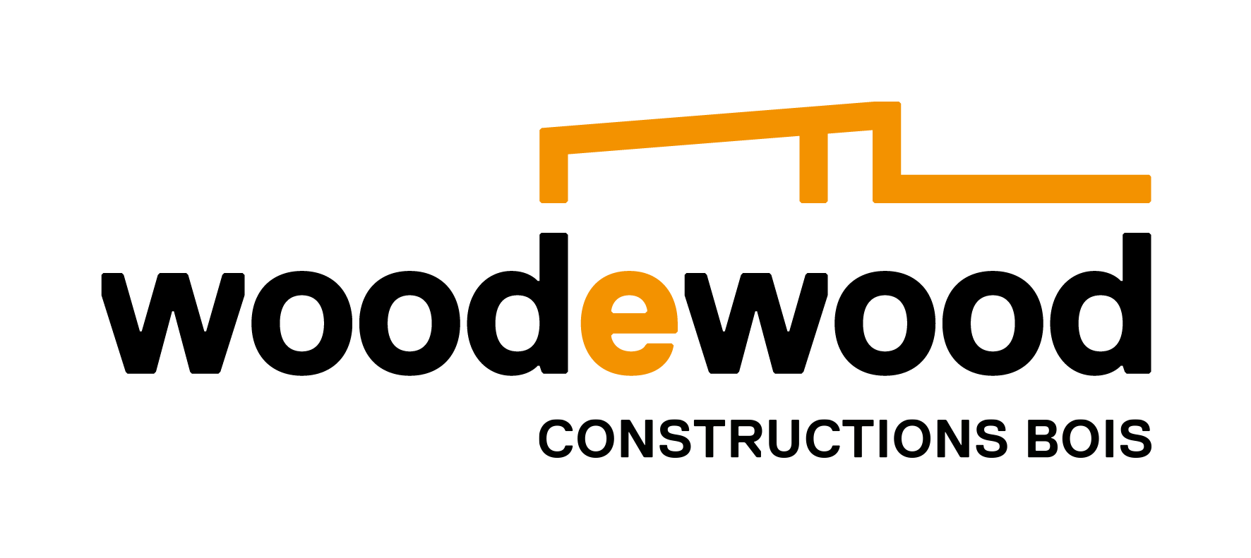Logo Woodewood, constructions bois